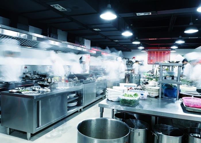 酒店工廠學校廚房供氣